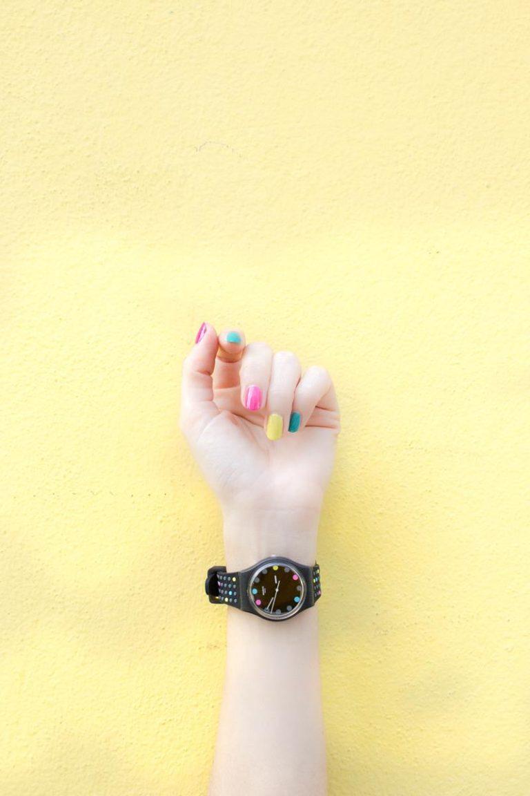Zajmujesz się stylizacją paznokci?