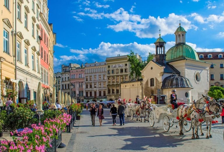 Kultura i sztuka w Krakowskim Kazimierzu