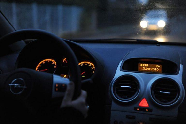 Styl i technika jazdy są czymś ważne w przypadku każdego kierowcy